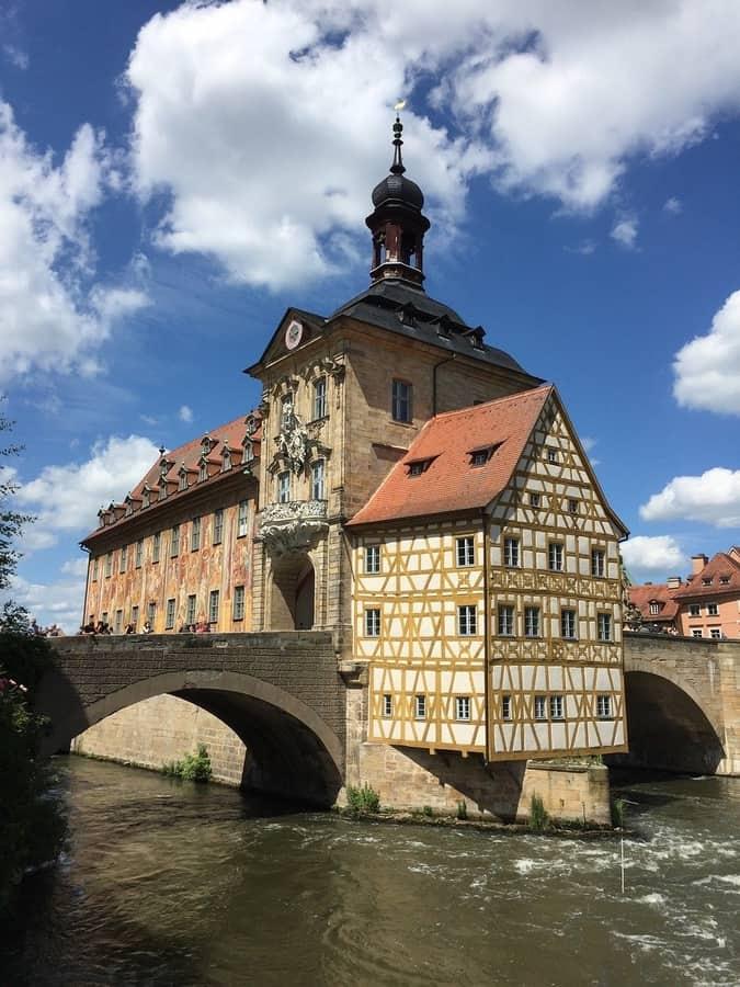 Bamberg Rathaus Opt