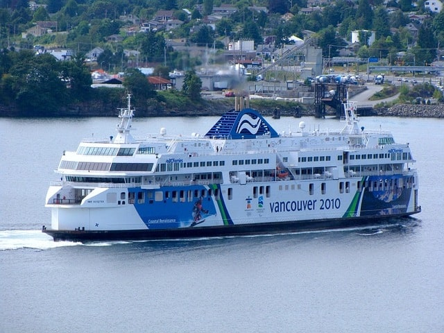 Ferries British Columbia 640 Opt