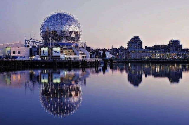 Science World Vancouver 640