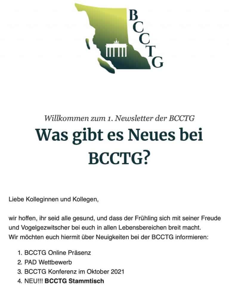 bcctg newsletter 1
